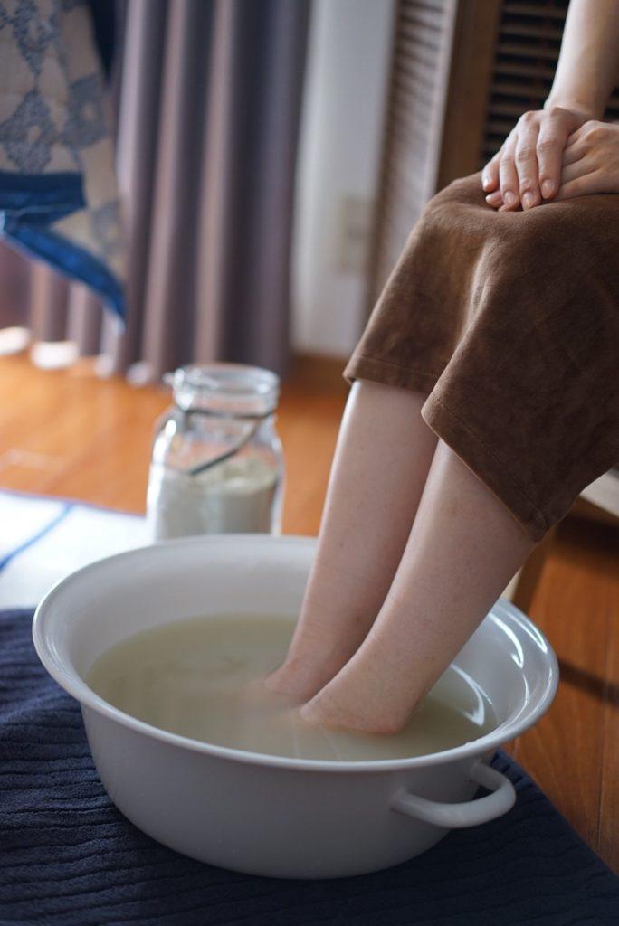 foot bath